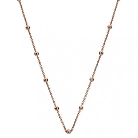 Stříbrný řetízek Hot Diamonds Emozioni Intermittent Rose 61
