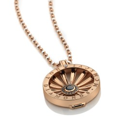 Stříbrný náhrdelník Hot Diamonds Emozioni DP452CH019EC122