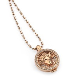 Stříbrný náhrdelník Hot Diamonds Emozioni DP556EC233CH019