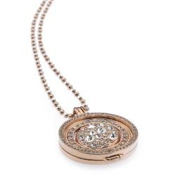Stříbrný náhrdelník Hot Diamonds Emozioni DP557EC220CH019