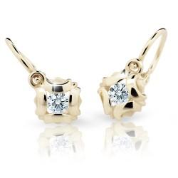 5f56ef02c Dětské s diamanty / brilianty - NAUSNICE.CZ