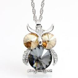 Náhrdelník s krystaly Swarovski 11300734T