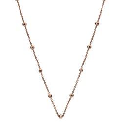 Stříbrný řetízek Hot Diamonds Emozioni Intermittent Rose 76