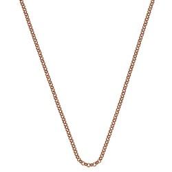 Stříbrný řetízek Hot Diamonds Emozioni Belcher Rose 76