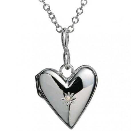 Náhrdelník Hot Diamonds Just Add Love DP142
