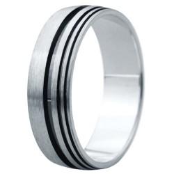 Snubní prsteny kolekce ELISKA-08