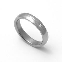Dámský titanový snubní prsten TTN1903