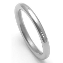 Pánský titanový snubní prsten TTN3201