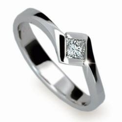 Briliantový prsten Danfil DF1977