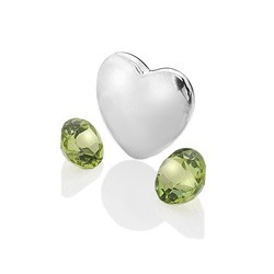 Přívěsek Hot Diamonds Srdce Srpen Anais element EX127