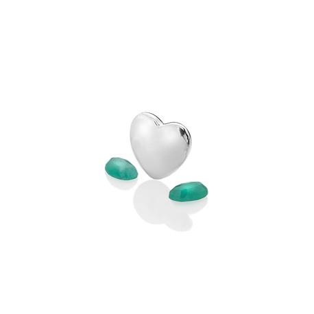 Přívěsek Hot Diamonds Srdce Květen Anais element EX124