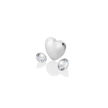 Přívěsek Hot Diamonds Srdce Duben Anais element EX123