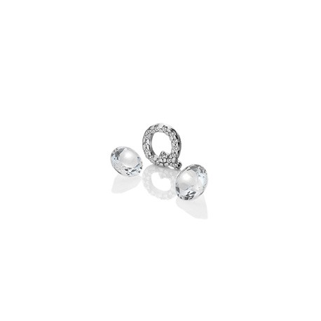 Přívěsek Hot Diamonds Abeceda Anais element EX236
