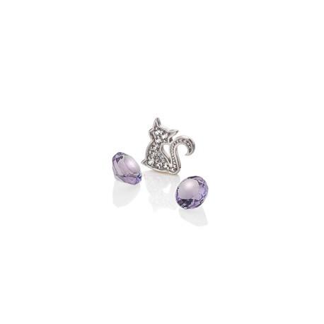 Přívěsek Hot Diamonds Kočka Anais element EX218