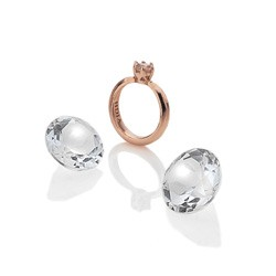 Přívěsek Hot Diamonds Prstýnek Anais element EX203