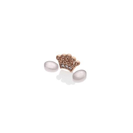 Přívěsek Hot Diamonds Koruna Anais element EX119