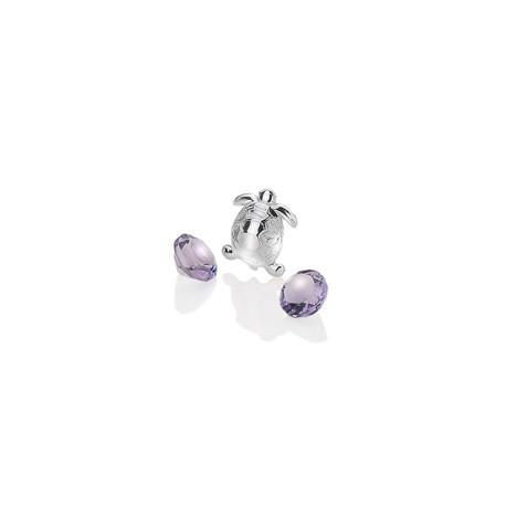 Přívěsek Hot Diamonds Želvička Anais element EX104