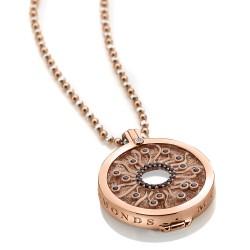 Stříbrný náhrdelník Hot Diamonds Emozioni DP485CH019EC142