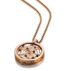 Stříbrný náhrdelník Hot Diamonds Emozioni DP485CH007EC131