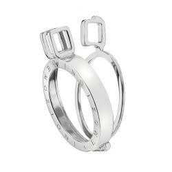 Stříbrný přívěsek Hot Diamonds Emozioni Coin Keeper Silver 25