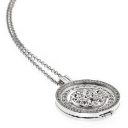 Stříbrný náhrdelník Hot Diamonds Emozioni DP486EC221CH025