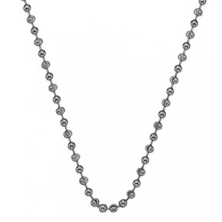 Stříbrný řetízek Hot Diamonds Emozioni Bead Silver 45