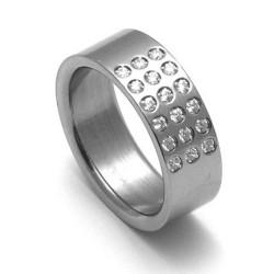 Dámský titanový snubní prsten TTN2802