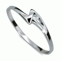 Briliantový prsten Danfil DF1138