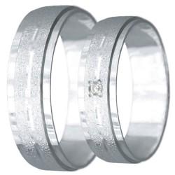 Snubní prsteny kolekce VIOLA_25