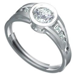 Zásnubní prsten Dianka 814
