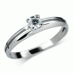 Briliantový prsten Danfil DF1272