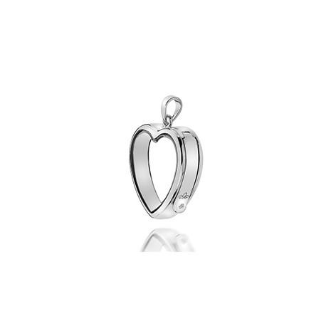 Přívěsek na elementy Hot Diamonds Anais Srdce EX003