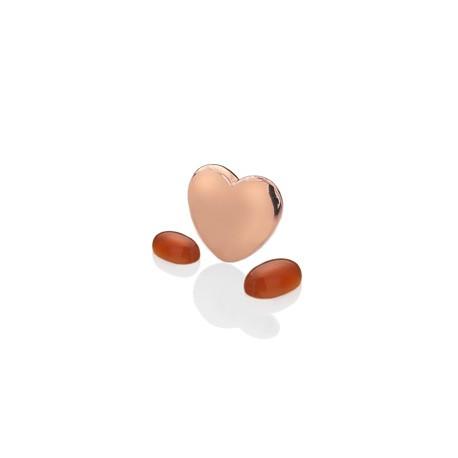 Přívěsek Hot Diamonds Srdce Červenec Anais element EX138