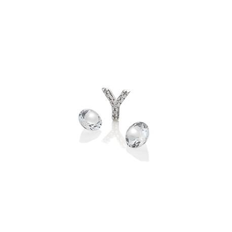 Přívěsek Hot Diamonds Abeceda Anais element EX244