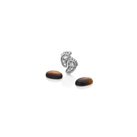 Přívěsek Hot Diamonds Ťapičky Anais element EX200