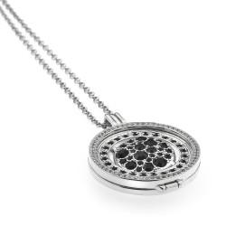 Stříbrný náhrdelník Hot Diamonds Emozioni DP487EC218CH025