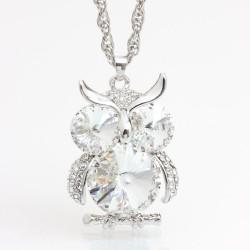 Náhrdelník s krystaly Swarovski 11300734CR