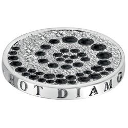 Přívěsek Hot Diamonds Emozioni Espiral Coin