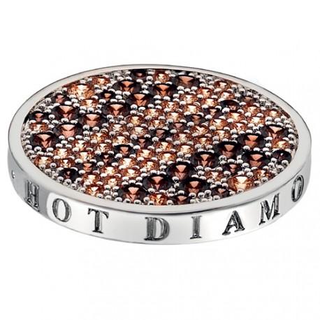 Přívěsek Hot Diamonds Emozioni Serpente Coin