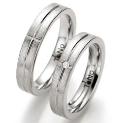 Pánský ocelový prsten TeNo Yunis 069-3100-D54