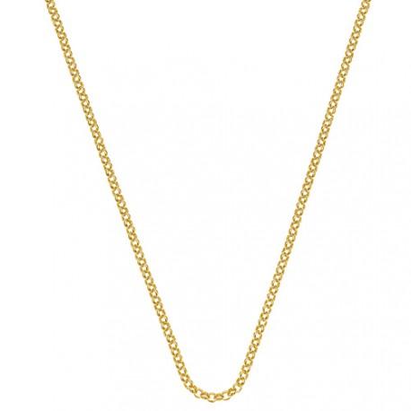 Stříbrný řetízek Hot Diamonds Emozioni Belcher Yellow 76