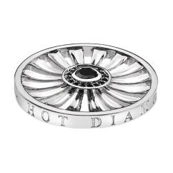 Přívěsek Hot Diamonds Emozioni Art Deco Sunrise Coin