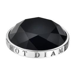 Přívěsek Hot Diamonds Emozioni Midnight Coin