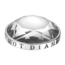 Přívěsek Hot Diamonds Emozioni Ice Coin
