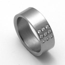 Dámský titanový snubní prsten TTN2702