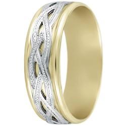 Snubní prsteny kolekce DANA1-B
