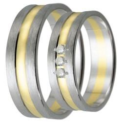 Snubní prsteny kolekce HARMONY21