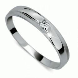 Briliantový prsten Danfil DF1617