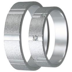 Snubní prsteny kolekce HARMONY12