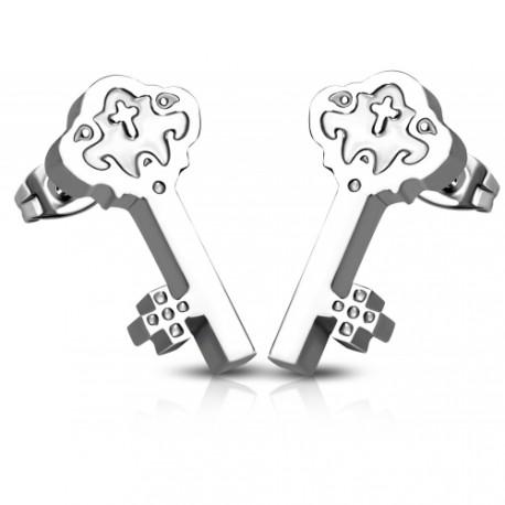 Náušnice - klíče